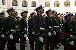 Brotherhood, Spanish Marines share birthday tradition with American Allies 150227-M-DP395-129.jpg