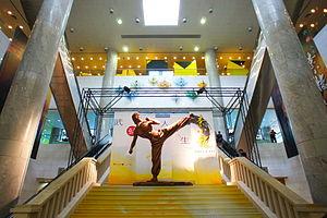 Hong Kong Heritage Museum - Bruce Lee -Kung Fu‧Art‧Life Exhibition