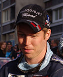 Bryce Miller Le Mans drivers parade 2011 crop.jpg