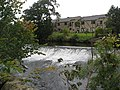 Bubnell - River Derwent and Weir - geograph.org.uk - 977661.jpg
