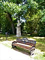 Bucuresti, Romania. PARCUL HERASTRAU. Acum Parcul Regele Mihai I. Statuia lui W. Skhaspare (B-II-a-A-18802).jpg