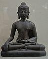 Buddha - Bronze - Circa 7th-12th Century AD - Jhewari - Chittagong - Bronze Gallery - Indian Museum - Kolkata 2012-12-21 2406.JPG
