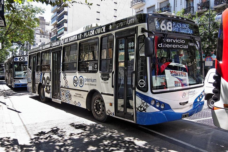 Buenos Aires - Colectivo 68 - 120227 131009