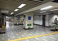 Buffer mezzanine of Pingguoyuan Station (20170917155221).jpg