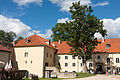 Buildings in Põltsamaa Castle.JPG