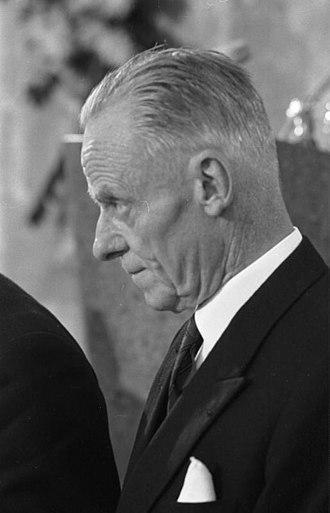 Willem Visser 't Hooft - Willem Visser 't Hooft (1966)