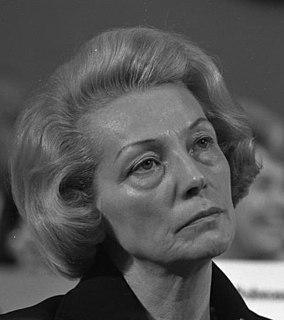 Annemarie Renger German politician