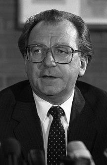 Lothar Späth German politician (CDU)