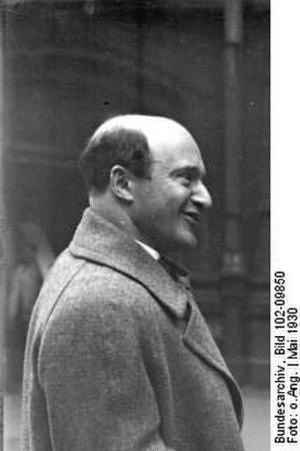 Erich Kleiber - Erich Kleiber (1930)