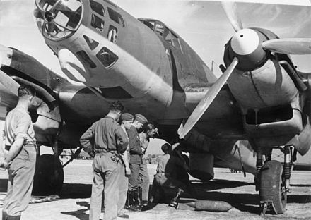 He-111E of the Condor Legion, 1939 - Condor Legion