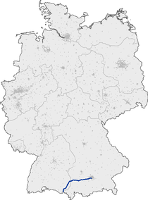 Bundesautobahn 96 map.png