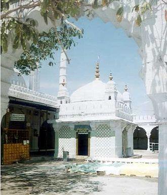 Burhanuddin Gharib - Burahanuddin Dargah Khuldabad