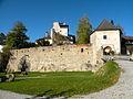 Burg Kreuzen vor Hotelbau.jpg