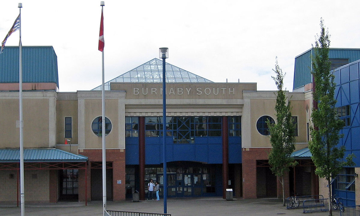 Burnaby School District: Burnaby South Secondary School