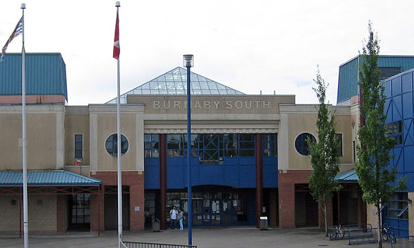 my life at burnaby north secondary school