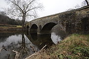 Burnside bridge antietam 12 17 12