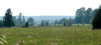 Burpee and Mills - Rural country between Evansville and Elizabeth Bay