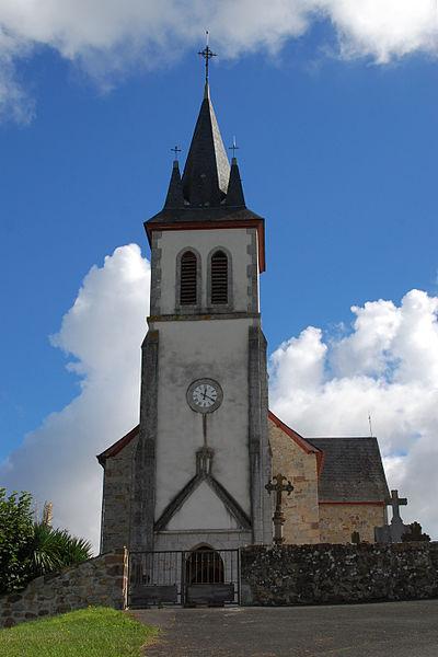 Église de Bussunaritz