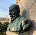 Buste de Théodore Jouvet, Valence-(janvier 2021).jpg