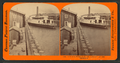 C.P.R.R. ferry boat 'El Capitan', at the Terminus, by Thomas Houseworth & Co..png