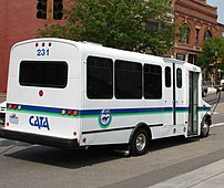 A Capital Area Transportation Authority paratr...