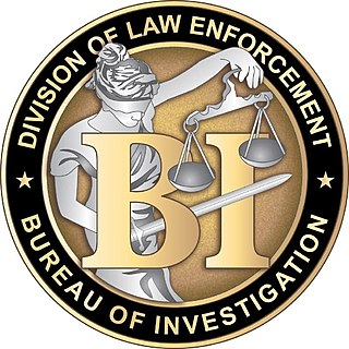 California Bureau of Investigation state police force