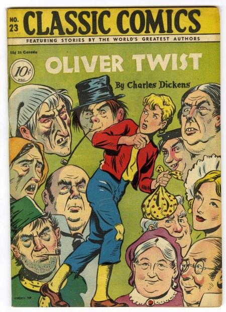 CC No 23 Oliver Twist