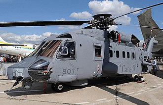 Project Resolve - A Sikorsky CH-148 Cyclone