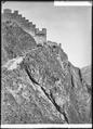 CH-NB - Sion, Château de Tourbillon, vue partielle - Collection Max van Berchem - EAD-8642.tif