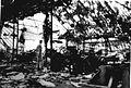 COLLECTIE TROPENMUSEUM Boekdrukkerij NIMEF Malang na de verwoesting TMnr 60012116.jpg