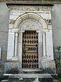 Cadéac église porte.JPG