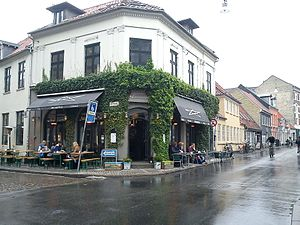Indre By, Aarhus - Image: Café Drudenfuss