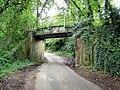 Calcott hill Railway Bridge - geograph.org.uk - 31741.jpg