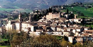 Caldarola Comune in Marche, Italy