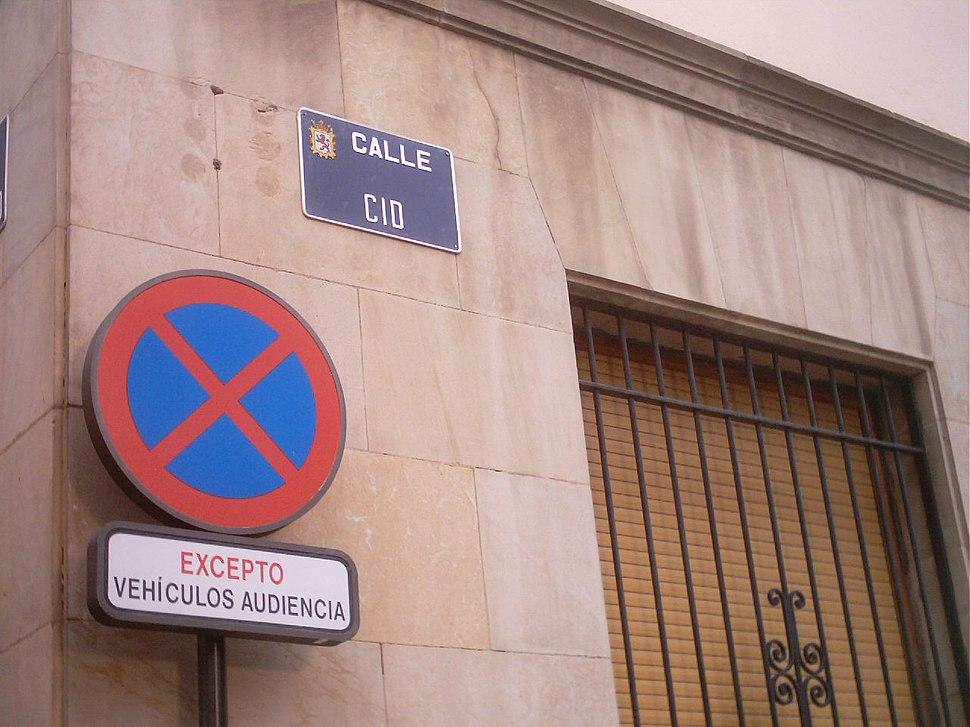Calle Cid León