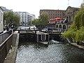 Camden Lock seen from Camden High Street - geograph.org.uk - 776546.jpg