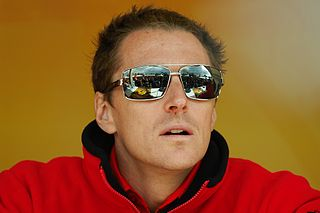 Cameron McConville Australian racing driver