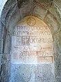 Camogli-chiesa san nicolò di Capodimonte-portale affresco dx.jpg
