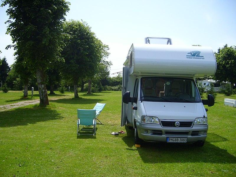 Campingplatz du Chateau in F 87270 Bonnac-La-Cote