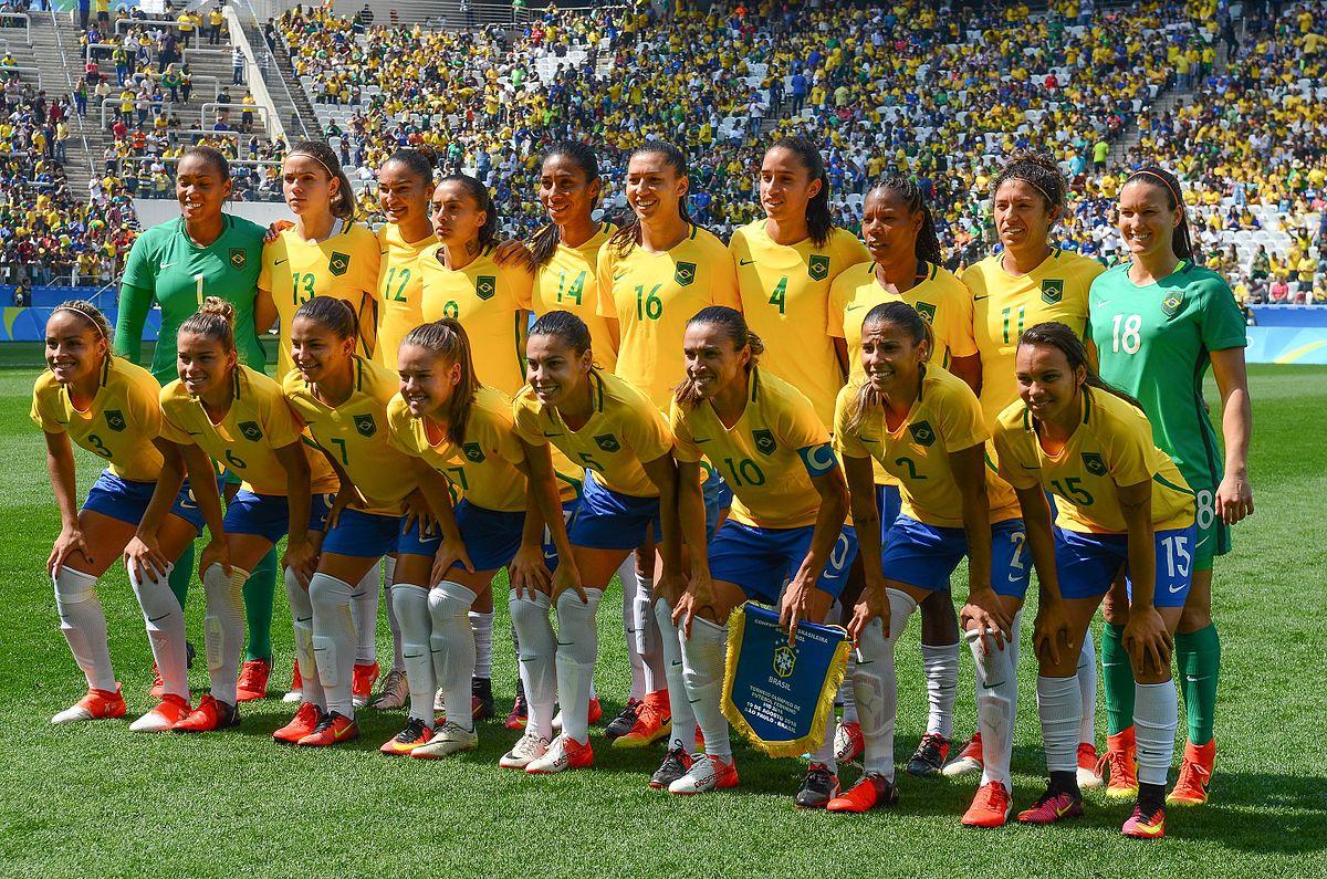 Women's football in Brazil - Wikipedia
