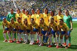 15670e0117dba Selección femenina de fútbol de Brasil - Wikipedia