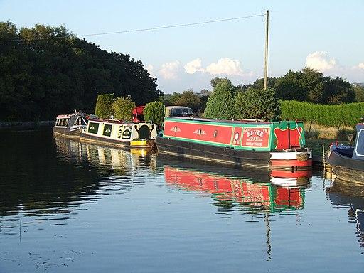 Canal higher poynton