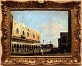 Canaletto, veduta della piazzetta di san marco verso sud, 1735 ca. 01.jpg