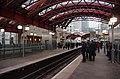 Canary Wharf DLR station MMB 02.jpg
