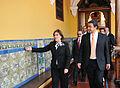 Canciller Eda Rivas se reunió con su homólogo de Emiratos Árabes Unidos (14072840281).jpg