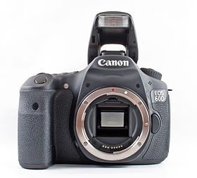Image illustrative de l'article Canon EOS 60D