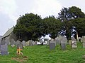 Capel Garmon churchyard - geograph.org.uk - 1375840.jpg