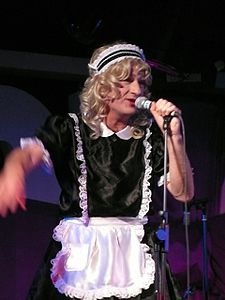 Captain Sensible as maid.jpg