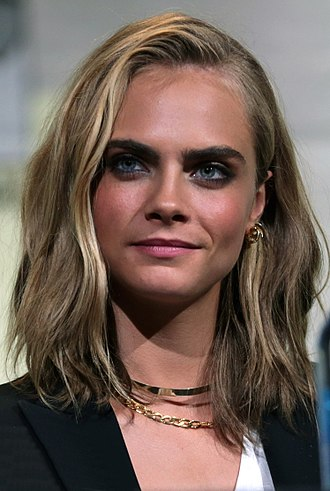 Cara Delevingne - Delevingne at the 2016 San Diego Comic-Con International