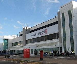 Cardiff Airport (Oct 2010)